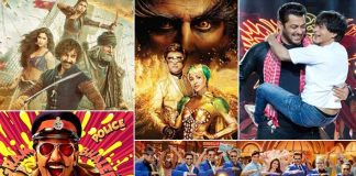 Box Office Collections: Thugs Of Hindostan + 2.0 + Zero + Simmba + Total Dhamaal = 1000 Crores?