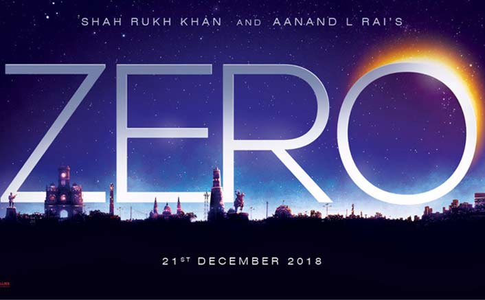 Zero posters: SRK, Katrina and Anushka film promises an emotional rollercoaster ride