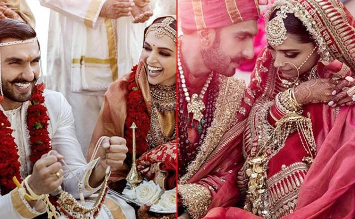 Deepika Padukone – Ranveer Singh Wedding: …And The PICTURES Are Here!