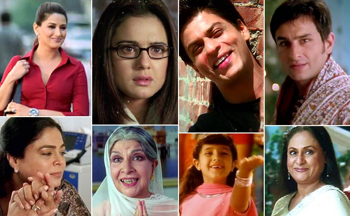 #15YearsOfKalHoNaaHo: From Shah Rukh Khan To Sonali Bendre, Here's What The Actors Are Up To After One And A Half Decade!