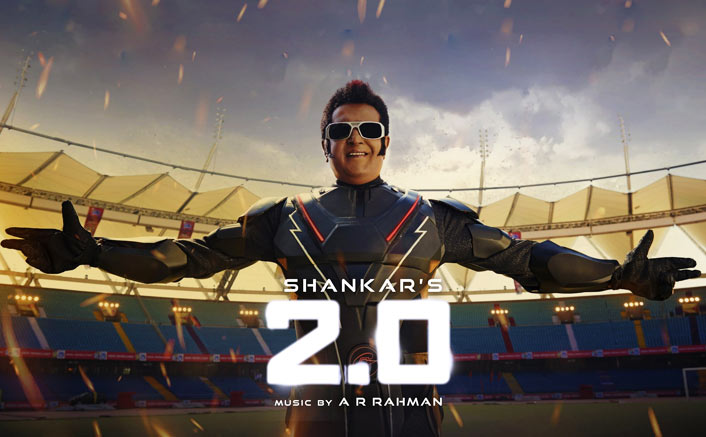 Box Office - 2.0 [Hindi] stays well, set for a good second weekend