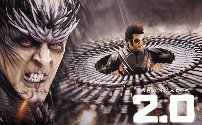 2.0 Box Office Collections Day 1 (All India): Akshay Kumar & Rajinikanth Fans – Let's Nacho!