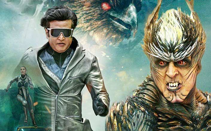 2.0: Ahead Of Its China Release, This Rajinikanth-Akshay Kumar Starrer Sets A New Record!