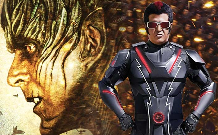 2.0: Rajinikanth-Akshay Kumar's Sci-fi Thriller Rakes HUGE Even Before Its Release!