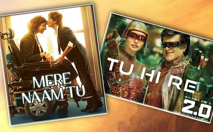 2.0 VS Zero Follow Up Story: Here's Who Won In This Tu Hi Re Or Mere Naam Tu Battle!