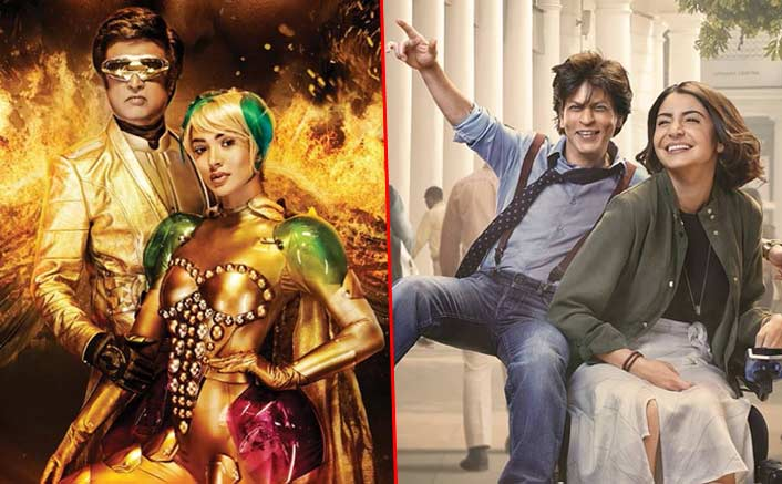 2.0 VS Zero: Tu Hi Re OR Mere Naam Tu, Which Song Is More Mind-Boggling? VOTE NOW