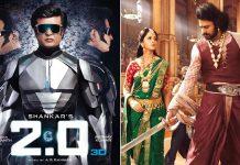 2.0: Huge! This Rajinikanth-Akshay Kumar Beats Baahubali 2 In Screen Count