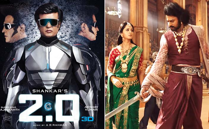 2.0 Box Office: Creates A Record In Chennai, Topples Baahubali 2: The Conclusion
