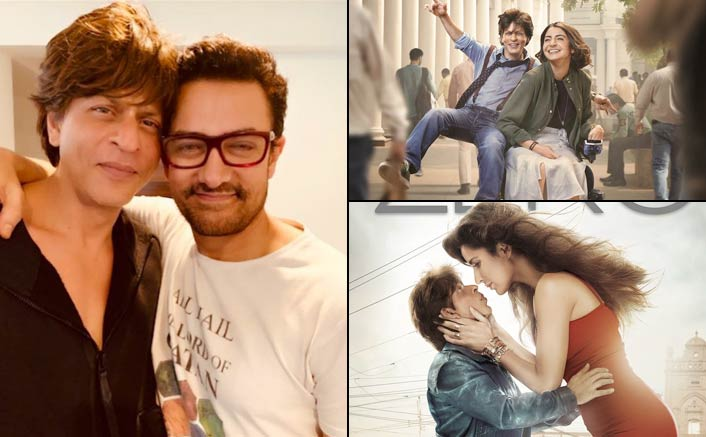 Aamir Khan Saw Zero Trailer & His Words Are Just Making Our Wait Harder!
