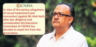 Actor Alok Nath expelled from CINTAA over sexual harassment allegation