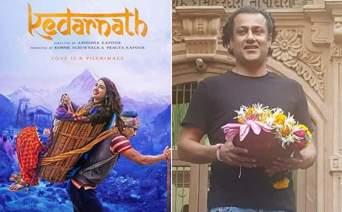 Ahead of trailer launch, Kedarnath director Abhishek Kapoor visits Shiv temple