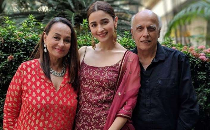 "Alia Bhatt: ""Me & My Parents Would Be Snatching Each Other's Lines If We Work Together"""