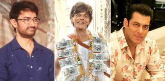 All Hopes On Shah Rukh Khan' Zero As Both Salman Khan & Aamir Khan Dissapoints In 2018