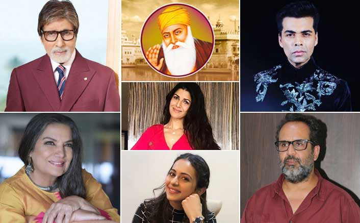 B-Town celebs pray for peace, love on Gurpurab