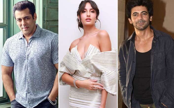 Bharat EXCLUSIVE: Nora Fatehi REVEALS ALL About Her Character & Link With Salman Khan - Sunil Grover!