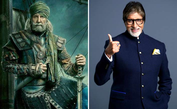 Big B sings lullaby in 'Thugs Of Hindostan'