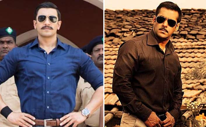 Bigg Boss 12 It's Ranveer Singh's Simmba Vs Salman Khan's Chulbul Pandey In The Finale Week