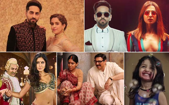 Box Office - Ayushmann Khurranna's Badhaai Ho and Andhadhun cross 200 crore, Thugs of Hindostan wraps up, Mohalla Assi is a Disaster, Pihu flops