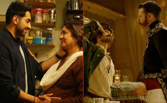 Box Office - Badhaai Ho goes past Stree lifetime, Thugs of Hindostan stays very poor