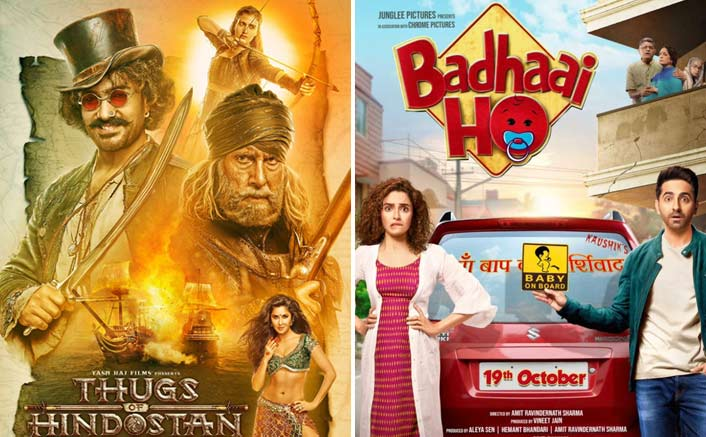 Box Office - Badhaai Ho has an excellent sixth weekend, stays on to be first choice amongst audiences