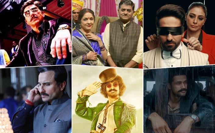 Box Office - Extremely dull day for Bollywood as there is calm before '2.0 storm'