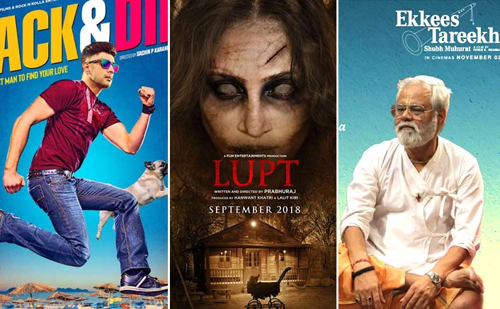 Box Office Predictions - Jack & Dil, Lupt, Ekkees Tareekh Shubh Muhurat