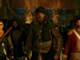 Box Office - Thugs of Hindostan has an unprecedented, unheard of ~90% crash on Monday