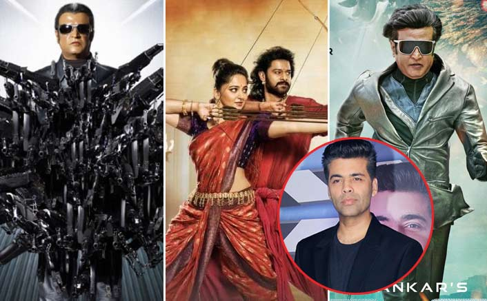 Southern filmdom has made Hindi filmmakers feel inferior in a good way: KJo