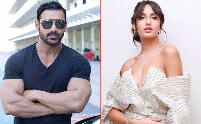 "EXCLUSIVE - After A Hat-Trick Together, John Abraham Feels ""Like Home"" To Nora Fatehi"
