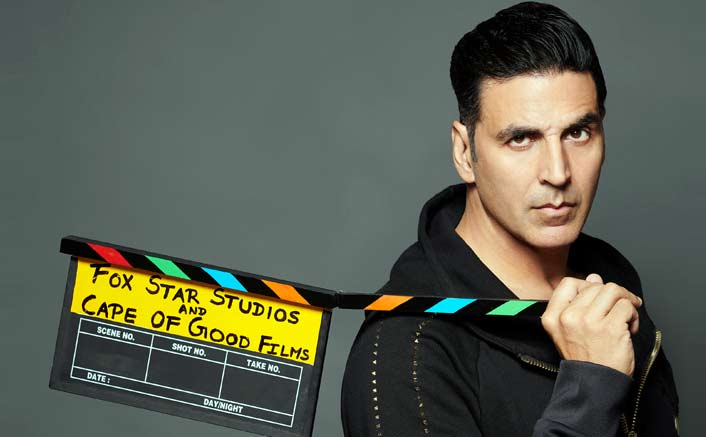 Fox Star Studios and Akshay Kumar partner for slate of 3 films.