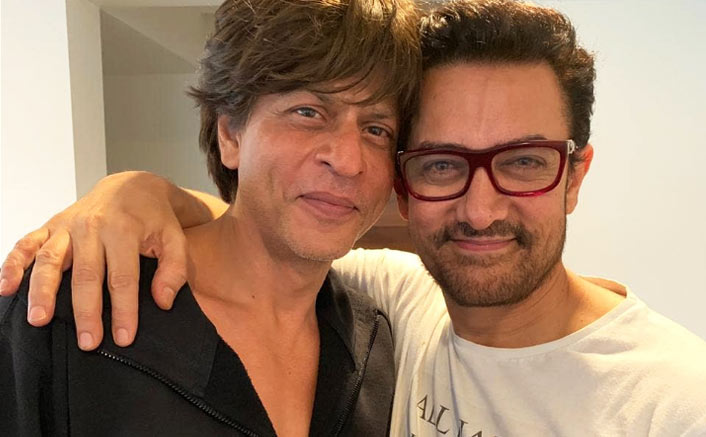 Happy that Shah Rukh is doing 'Saare Jahaan Se Achha': Aamir Khan