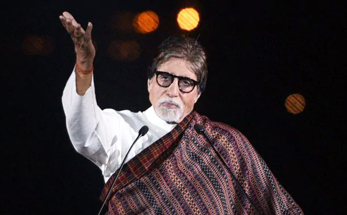 If a nation isn't united, it shouldn't be called nation: Amitabh Bachchan