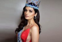 Interview with Manushi Chhillar