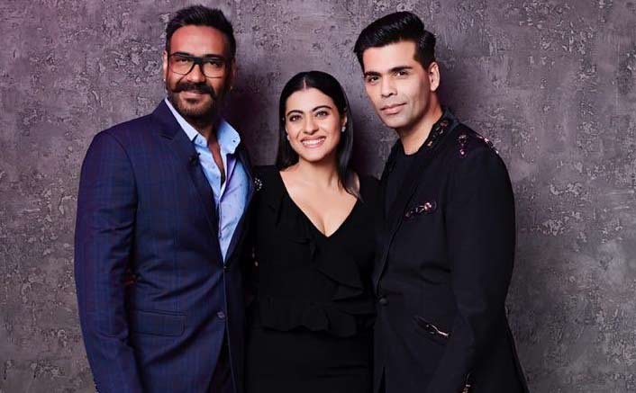 Kajol, Ajay to go on 'Koffee' date with KJo