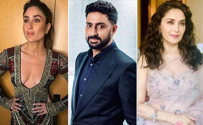 Kareena, Abhishek, Madhuri join the world of 'Mowgli...'