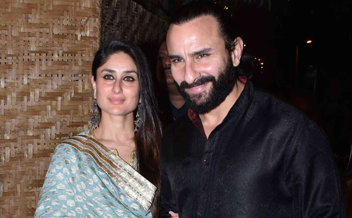 Kareena doesn't shop for me: Saif