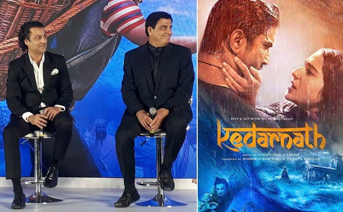 Kedarnath Controversy: Director Abhishek Kapoor & Producer Ronnie Screwvala BREAK Their Silence