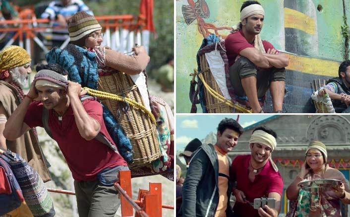 Kedarnath's first song Namo Namo out on Dhanteras!