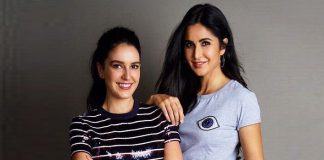 Keep your head down and work hard: Katrina's advice to Isabelle Kaif