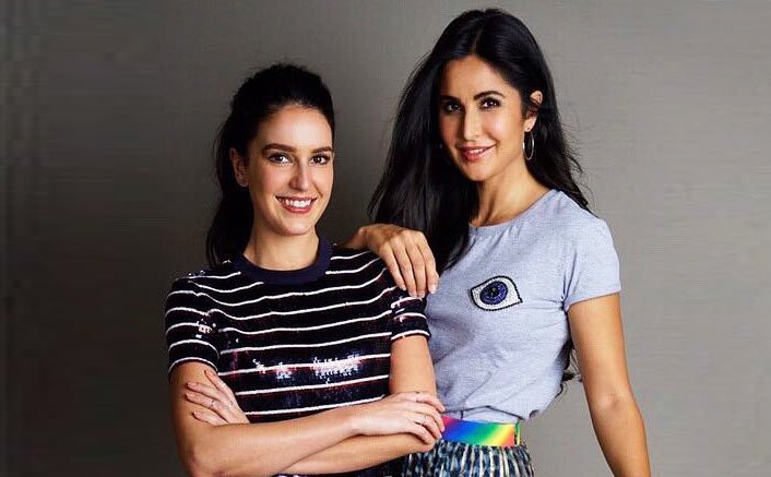 Keep your head down and work hard: Katrina's advice to Isabelle Kaif