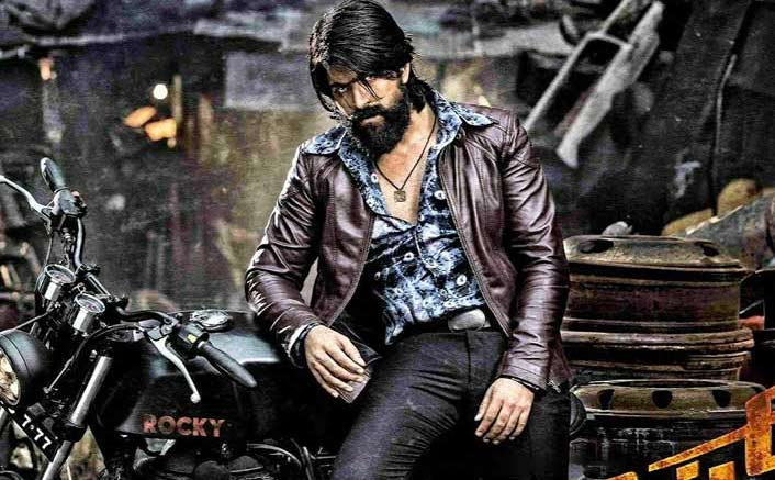 KGF - Kolar Gold Fields starring Yash goes unstoppable, mints 4.35 Cr on day 5!