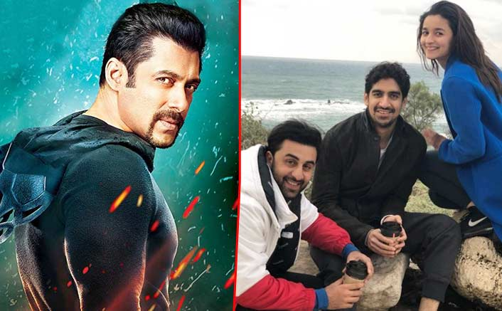 Kick 2 VS Brahmastra; Christmas 2019 Will See A Face Off Between Salman Khan & Ranbir Kapoor!