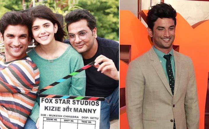 Kizie Aur Manny: Sushant Singh Rajput Reveals Why The Shooting Has Stalled