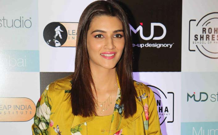 Kriti Sanon excited for 2019, says it's the first time that I'll have four releases in a year