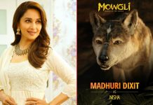 Madhuri thrilled about 'Mowgli...'