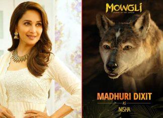 Madhuri thrilled about 'Mowgli...'