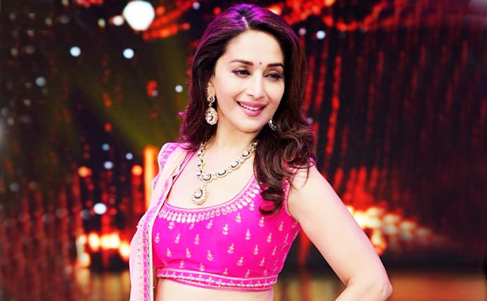 Madhuri's dancing mission
