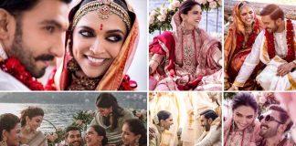 Ranveer Singh - Deepika Padukone Mehendi & Wedding Pictures Are OUT & We're All In Joyful Tears!