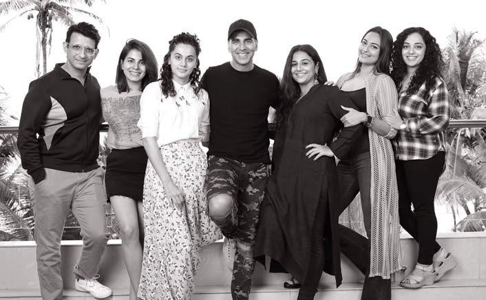 Akshay Kumar REVEALS Why He Chose Mission Mangal - A Movie That Inspires Our Future Generations!
