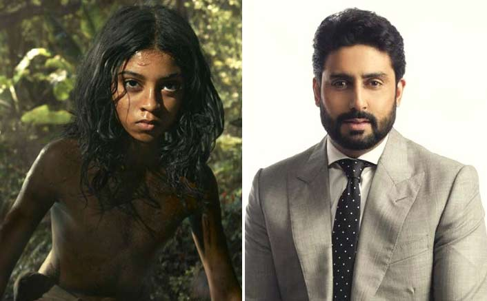 'Mowgli...' voice-over was challenging, liberating: Abhishek Bachchan